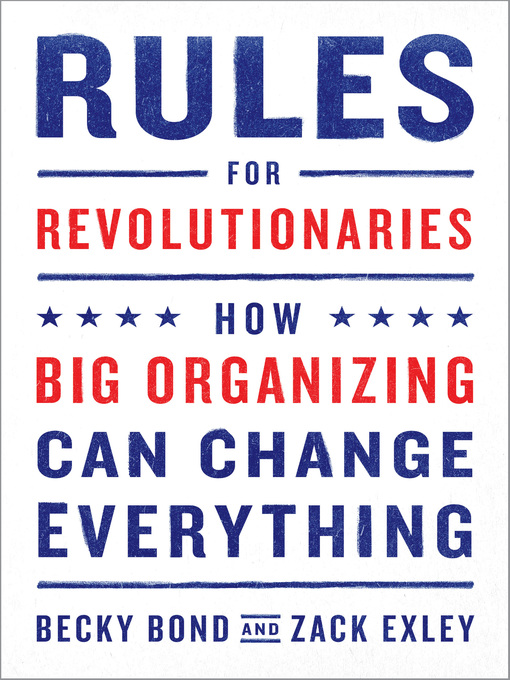 Cover of Rules for Revolutionaries