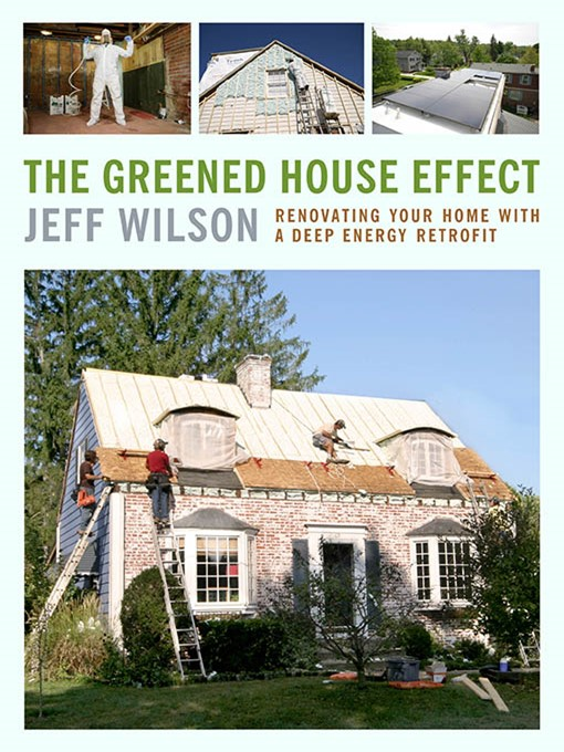 Cover of The Greened House Effect
