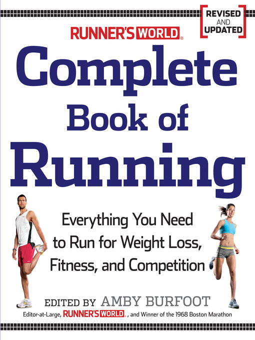 Cover of Runner's World Complete Book of Running