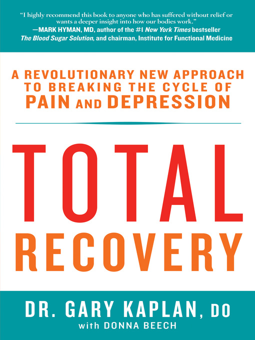 Title details for Total Recovery by Gary Kaplan - Available