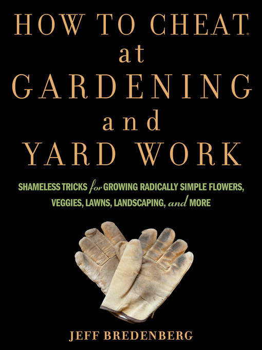 Cover of How to Cheat at Gardening and Yard Work