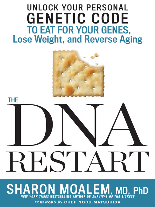 Title details for The DNA Restart by Sharon Moalem - Available