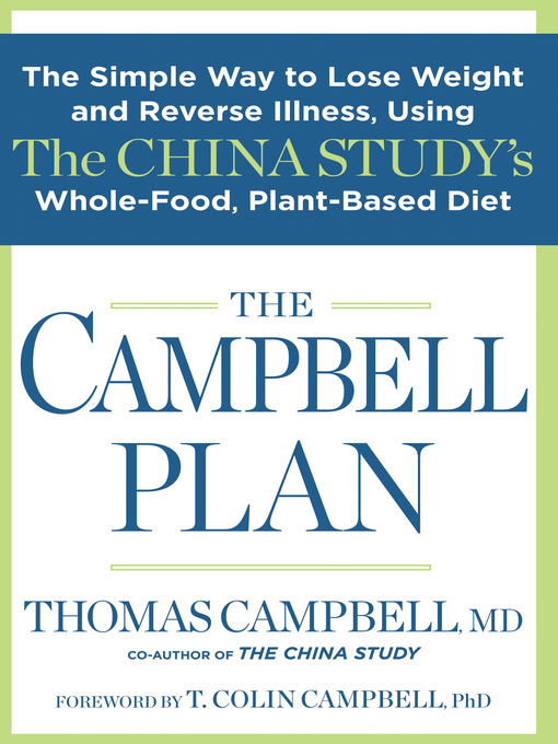Title details for The Campbell Plan by Thomas Campbell - Wait list