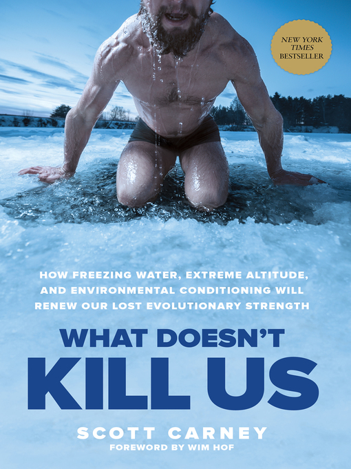 Cover of What Doesn't Kill Us