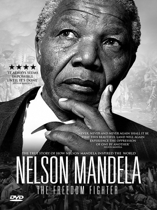 Cover of Nelson Mandela