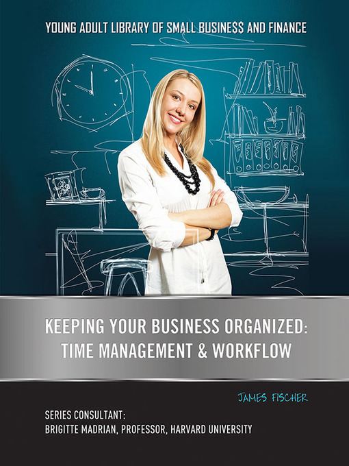 Title details for Keeping Your Business Organized by James Fischer - Available