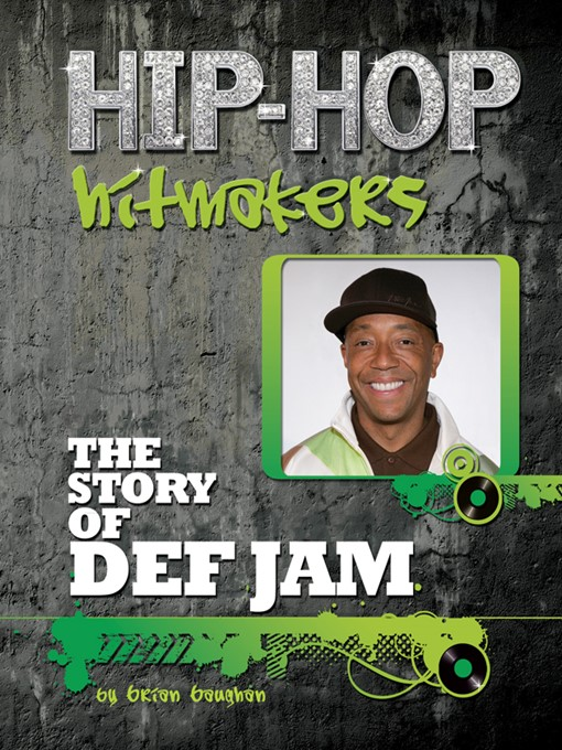 Cover of The Story of Def Jam