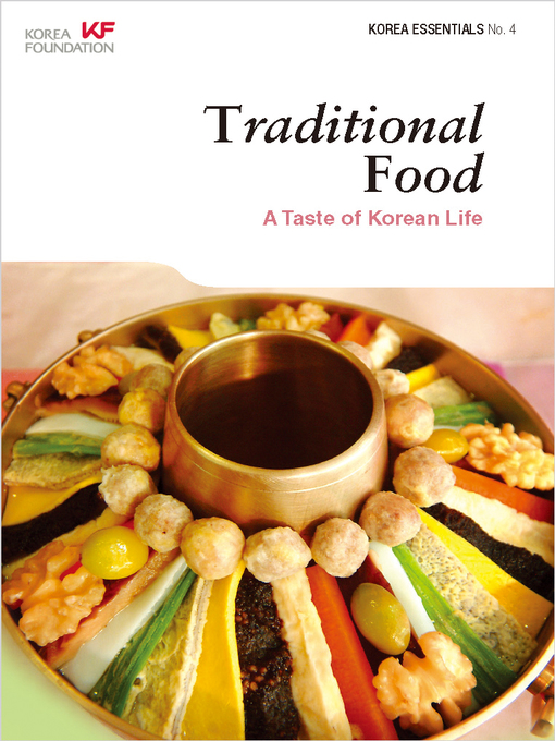 Cover of Traditional Food