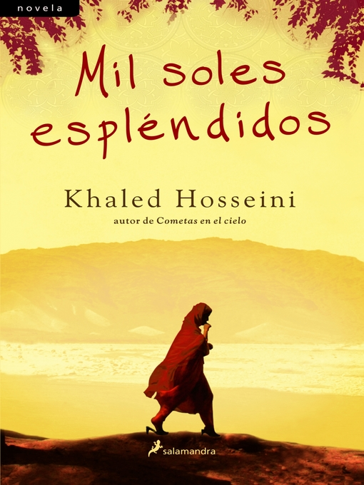 Title details for Mil soles espléndidos by Khaled Hosseini - Available