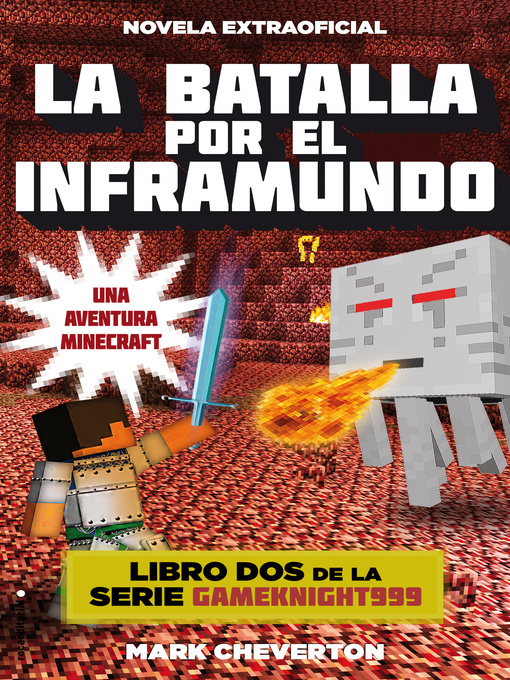 Title details for La batalla por el inframundo by Mark Cheverton - Wait list