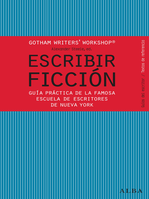 Title details for Escribir ficción by Writers' Gotham - Available