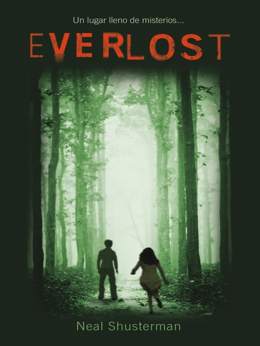 Cover of Everlost