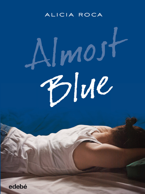 Cover of Almost Blue
