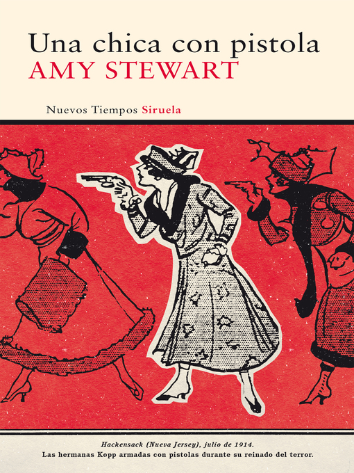 Title details for Una chica con pistola by Amy Stewart - Available