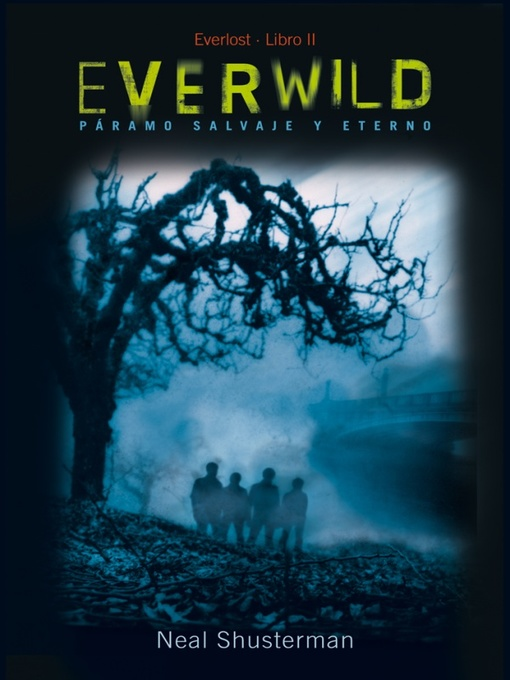 Cover of Everwild