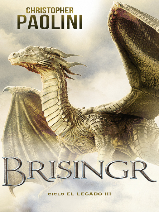 Title details for Brisingr by Christopher Paolini - Wait list