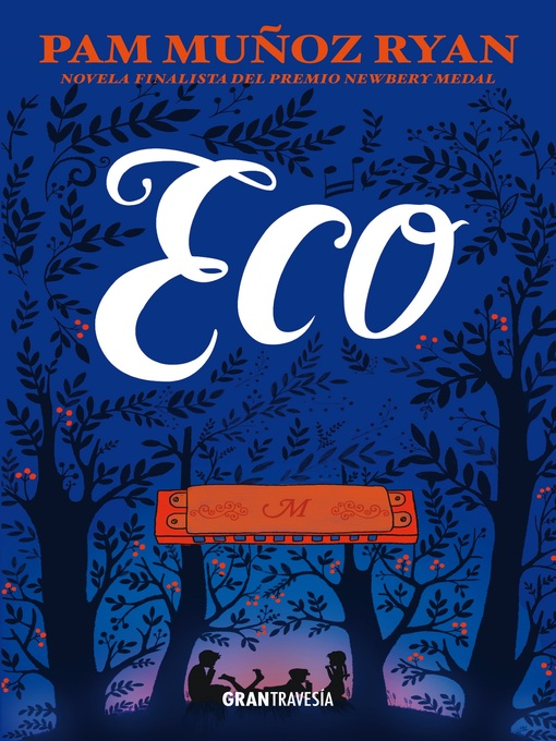 Title details for Eco by Pam Muñoz Ryan - Available