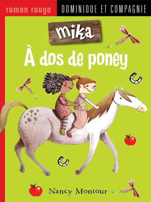 Title details for À dos de poney by Marion Arbona - Available