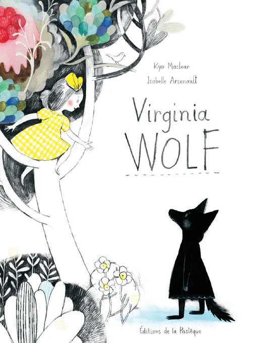 Cover of Virginia Wolf