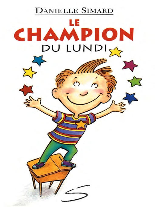 Cover of Le champion du lundi