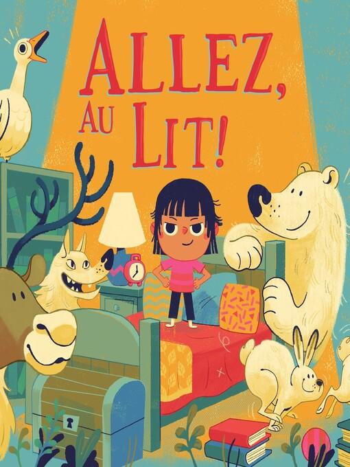 Title details for Allez, au lit! by Ceporah Mearns - Available
