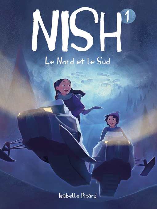 Title details for Nish tome 1 by Isabelle Picard - Available