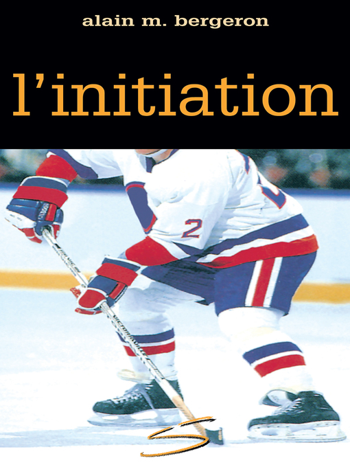 Cover of L'initiation