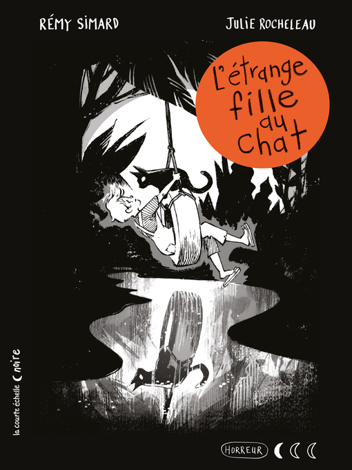 Title details for L'étrange fille au chat by Rémy Simard - Available