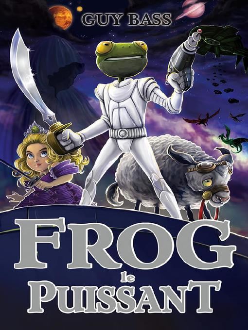 Cover of Frog le puissant