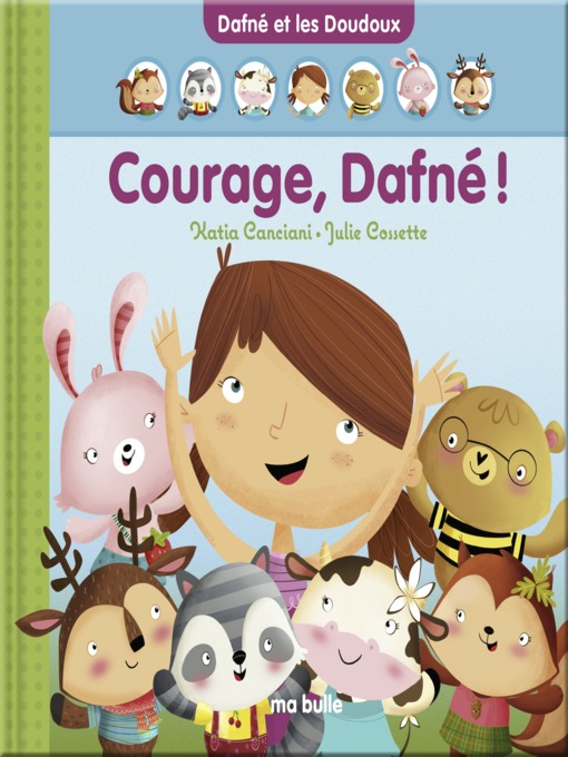 Cover of Courage, Dafné!