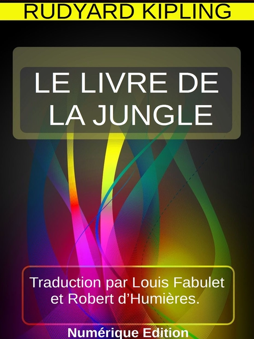 Cover of LE LIVRE DE LA JUNGLE