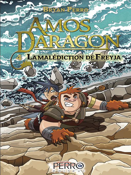 Title details for La malédiction de Freyja by Bryan Perro - Available