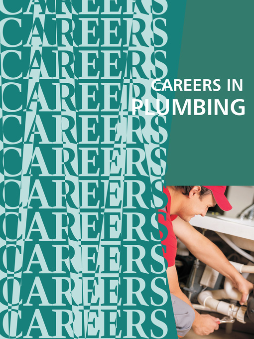 Title details for Careers in Plumbing by Institute For Career Research - Wait list
