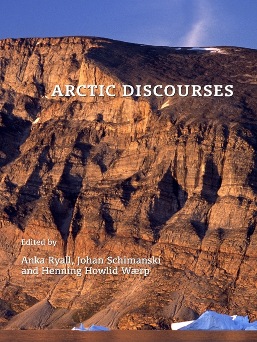 Title details for Arctic Discourses by Anka Ryall - Available