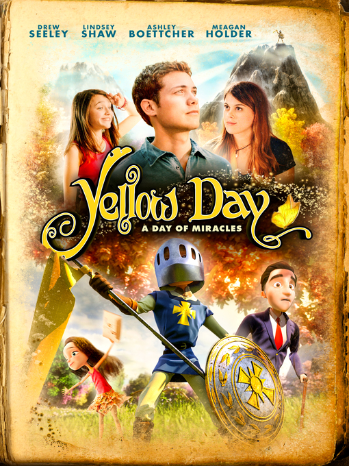 Title details for Yellow Day by Carl Lauetn - Available