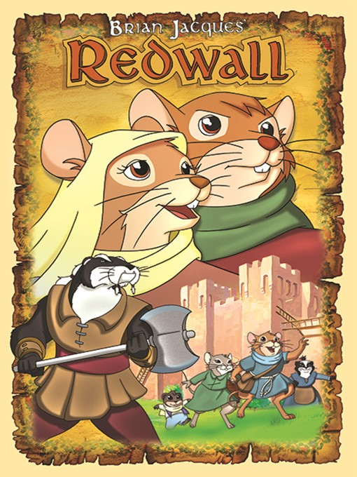 Cover of Redwall, Season 1, Episode 3