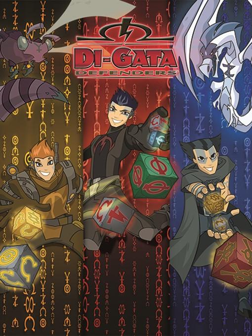 Di-gata defenders, season 4, episode 7 : The Lost Children