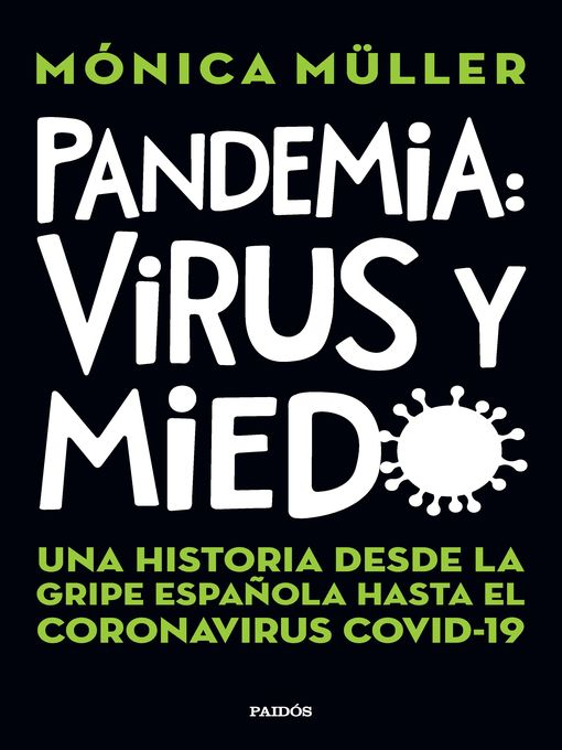 Title details for Pandemia by Mónica Müller - Available