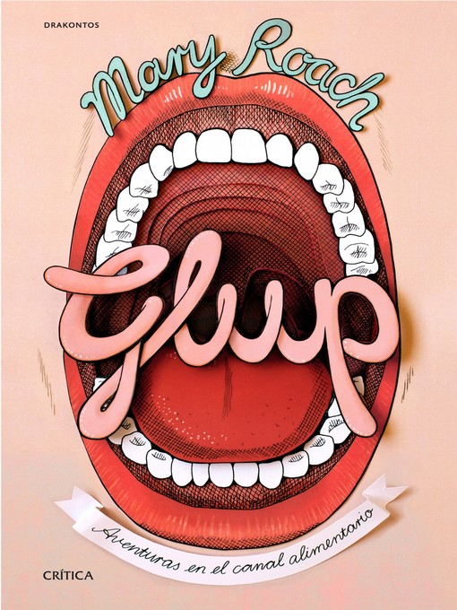 Title details for Glup by Mary Roach - Available