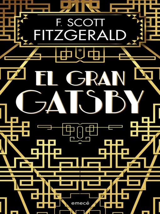 Title details for El gran Gatsby by Francis Scott Fitzgerald - Available