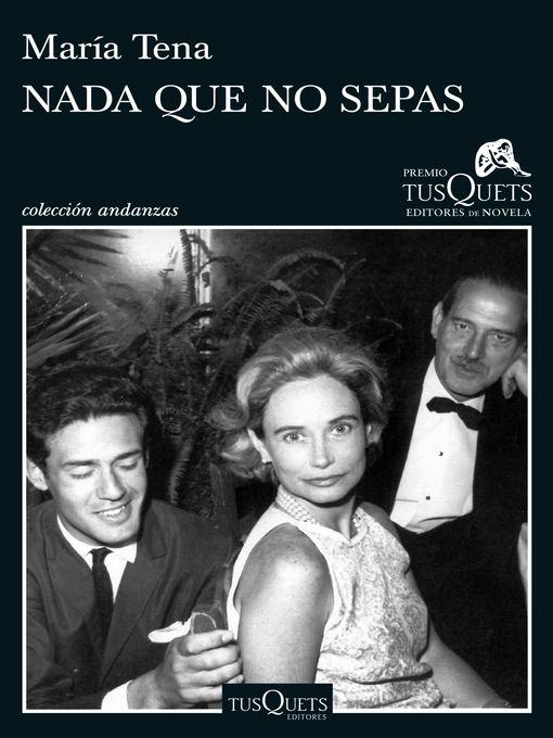 Title details for Nada que no sepas by María Tena - Wait list