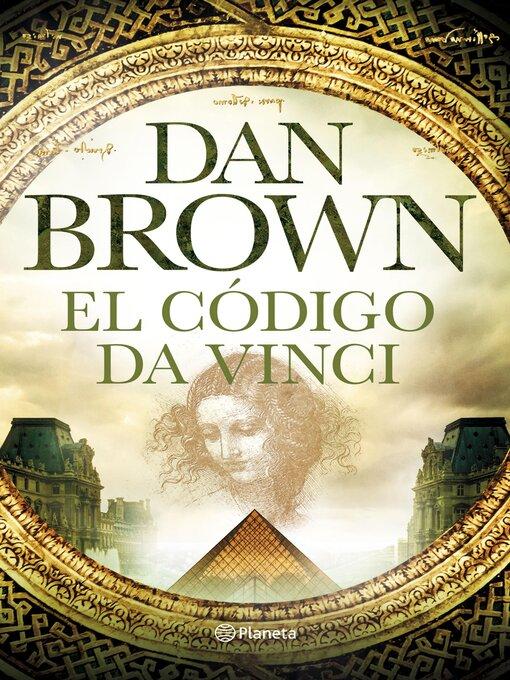 Title details for El código Da Vinci by Dan Brown - Available