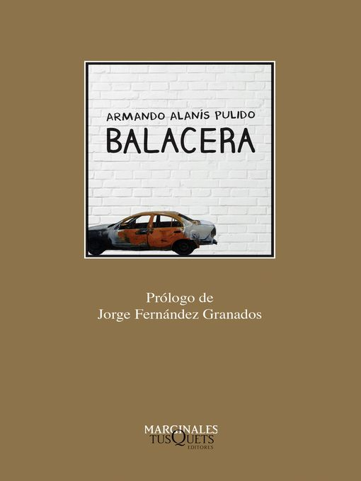 Cover of Balacera