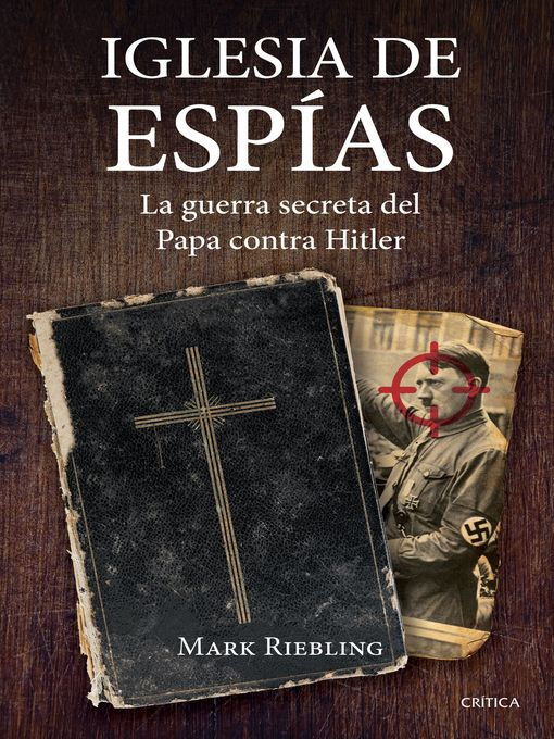 Title details for Iglesia de espías by Mark Riebling - Wait list