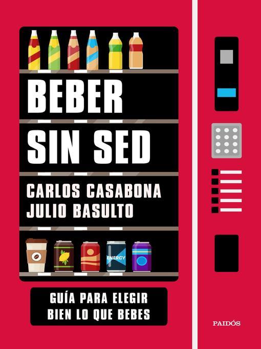 Beber sin sed(book-cover)