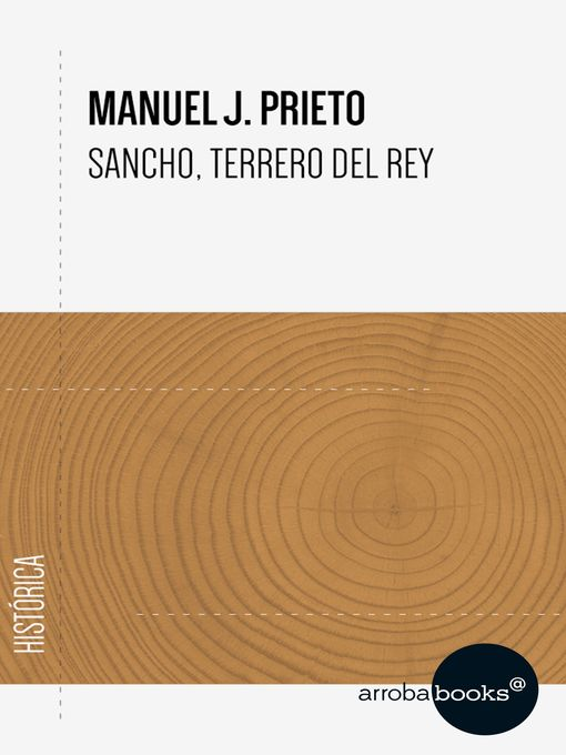 Title details for Sancho, terrero del Rey by Manuel J. Prieto - Available