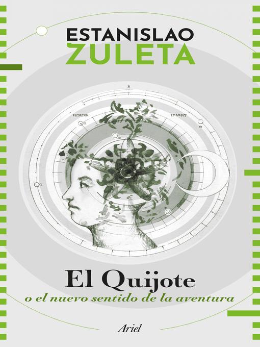Cover of El Quijote o el nuevo sentido de la aventura