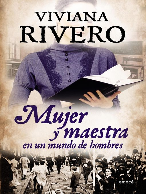 Title details for Mujer y maestra by Viviana Rivero - Available