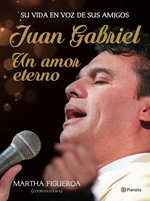 Title details for Juan Gabriel by Martha Figueroa - Available