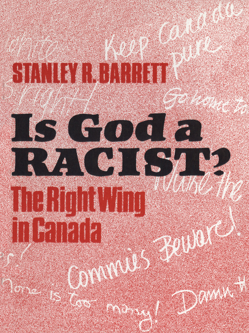 Cover of Is God a Racist?